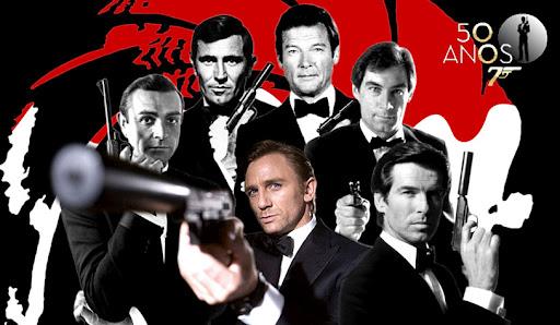 50 anos de James Bond