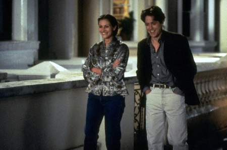 ROGER MICHELL'S FILM 'NOTTING HILL.'
