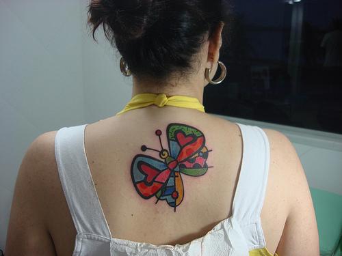 Fotos-de-Tatuagens-de-Artistas-Famosos-Pintor-Romero-Britto