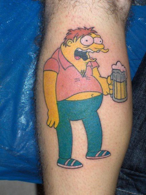 barney-simpson-tattoo