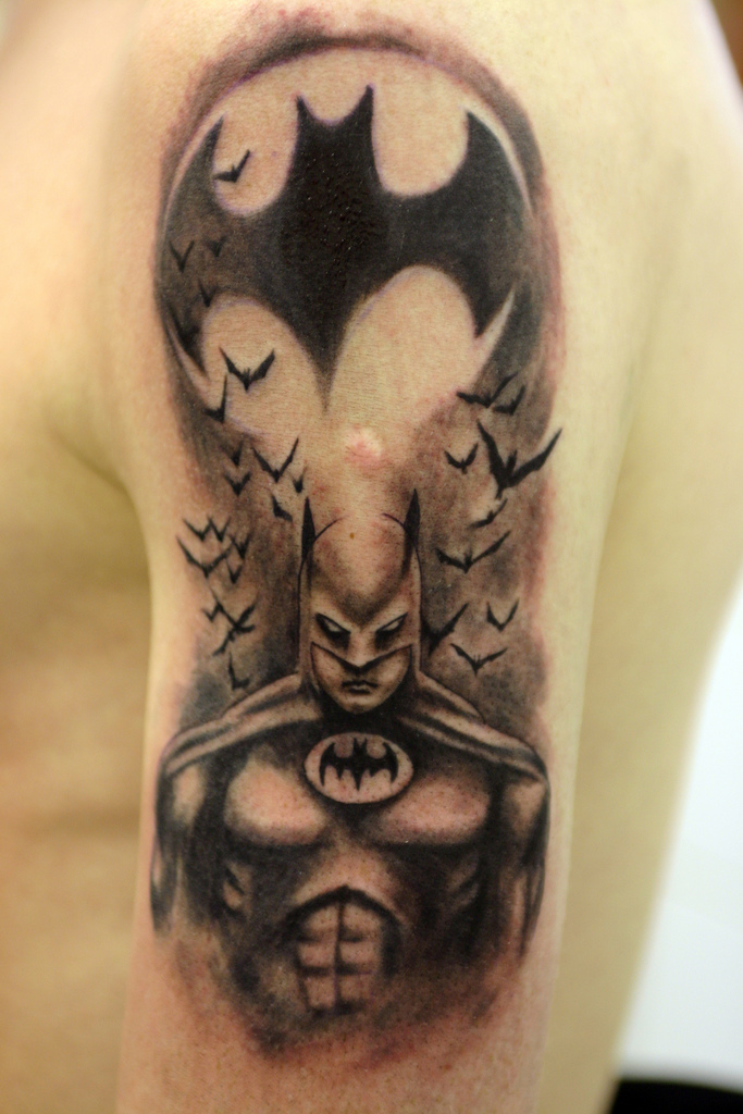 Batman-Tattoo (1)