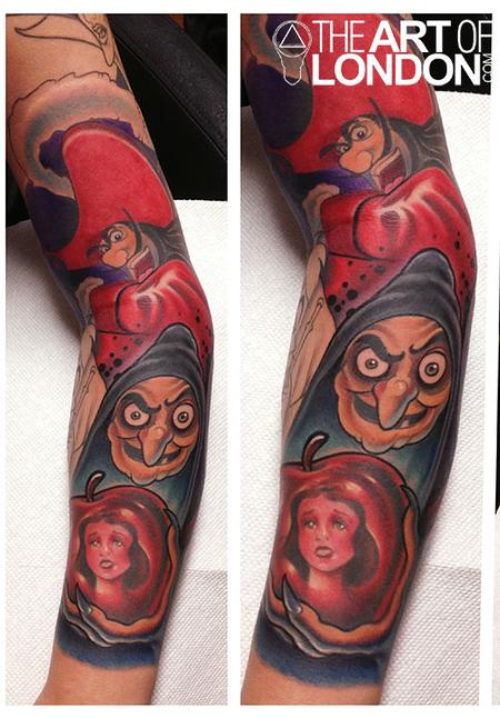 disney-villain-evil-queen-snow-white-captain-hook-big_tattoo
