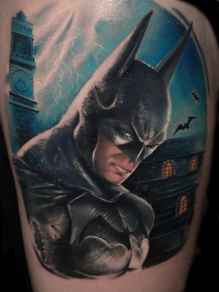Fotos-de-tatuagens-do-Batman-0