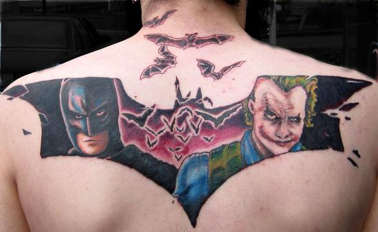 Fotos-de-tatuagens-do-Batman-23