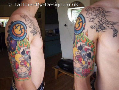 homer_simpson_tattoo