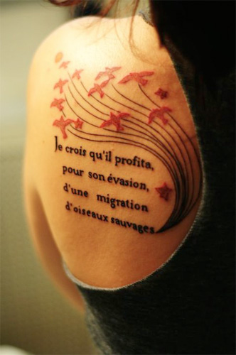 little prince tattoo