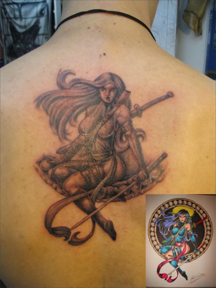 Psylocke_Tattoo_by_SempaiNir