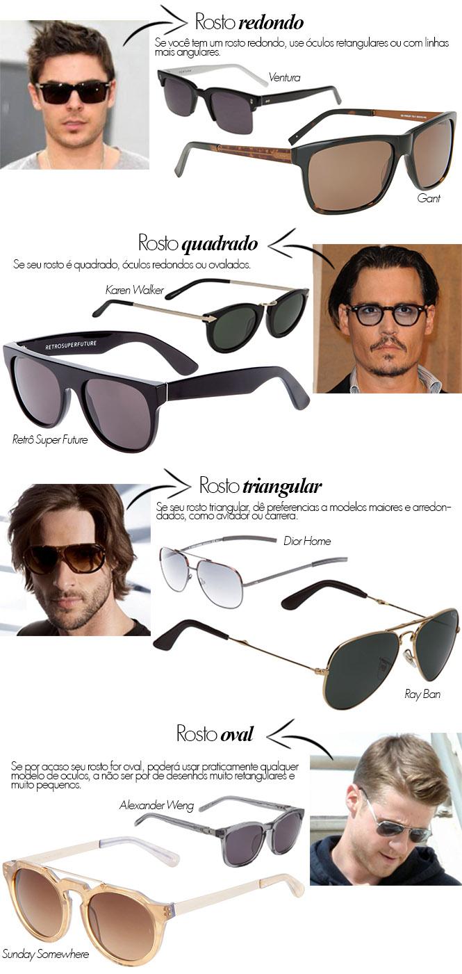 Óculos de sol  saiba como escolher o ideal pra você – Pausa ... 2a3fc7151a