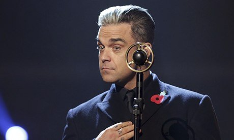 Robbie Williams, CD of week