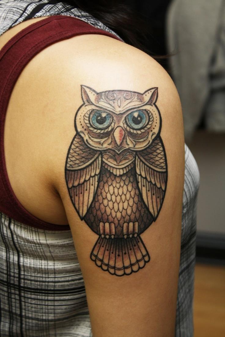 Olga owl
