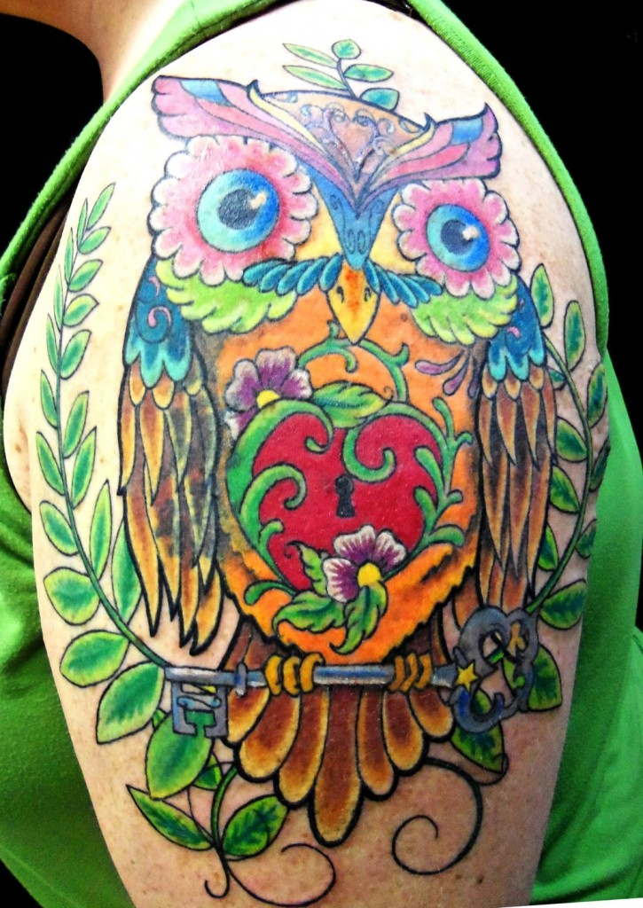 Traditional-Owl-Tattoo-Meaning-725x1024