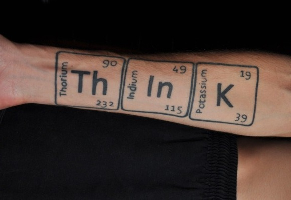 geek-tattoo-chemistry-tattoo-idea