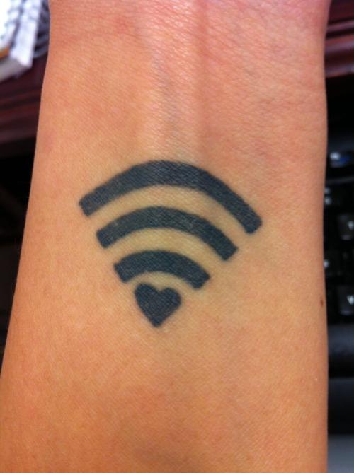 Wi-Fi-love