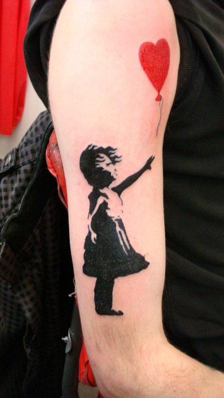 banksy_tattoo_by_ubertattooist