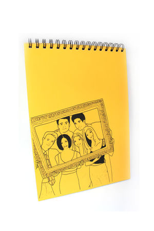 cadernofriends