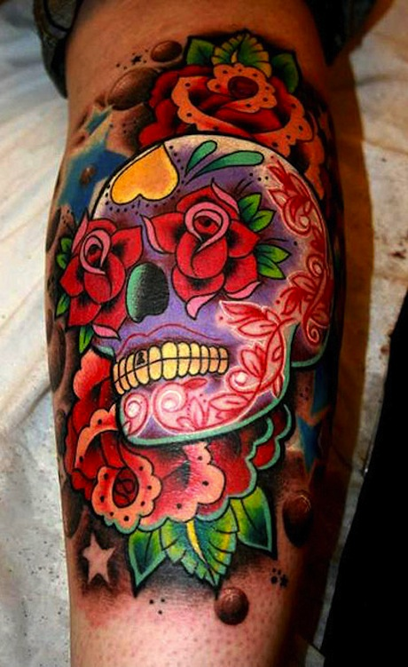 candy-skull-tattoo-design