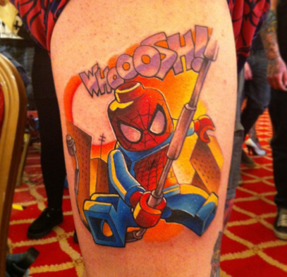 Andy-Walker-Lego-Spiderman-Tattoo