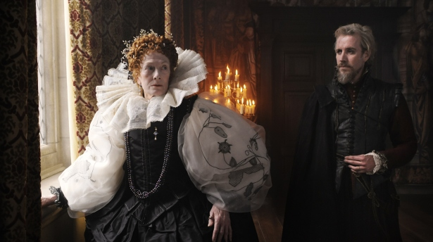 """Vanessa Redgrave and Rhys Ifans star in Columbia Pictures' """"Anonymous."""""""