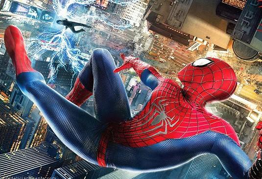 O-Espetacular-Homem-Aranha-2 posteres