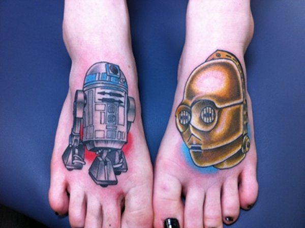 Star-Wars-R2-D2-and-C-3PO-Feet-Tattoos