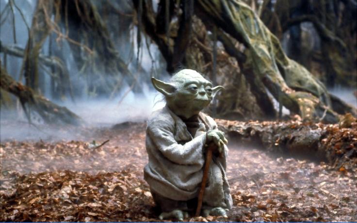 Yoda - Dagobah -1