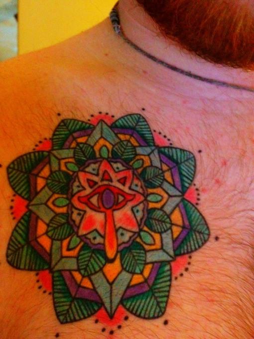 mandala-tattoo-symbol-of-truth-and-honesty-color-flower-of-life-sacred-circles-geometric-tribal-art-design