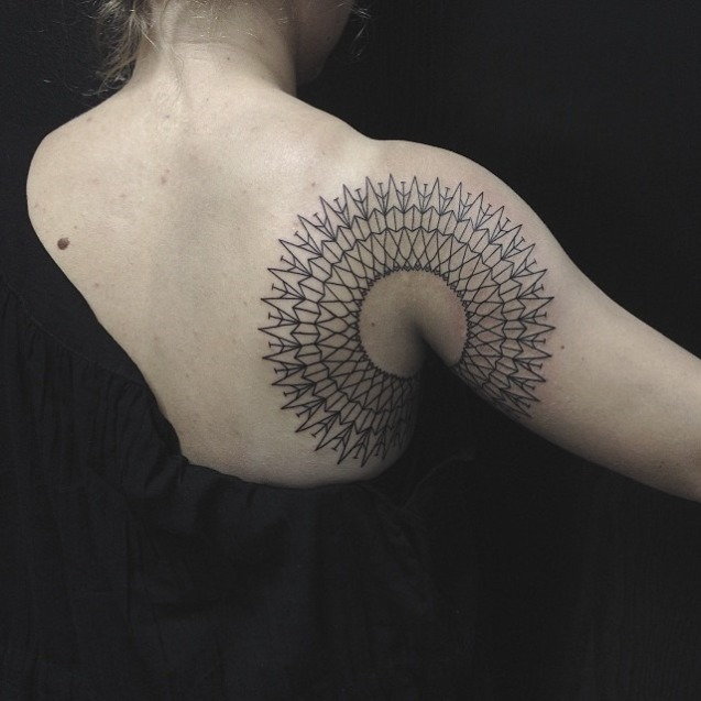 Wonderful-Mandala-Tattoo-Design-for-Women