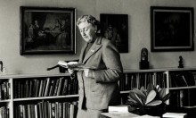 Agatha Christie in 1946