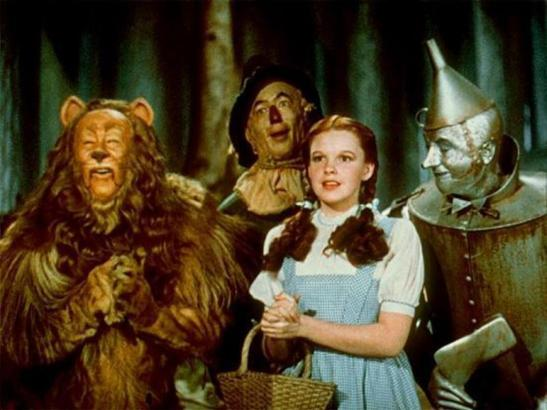 The Wizard of Oz. 1