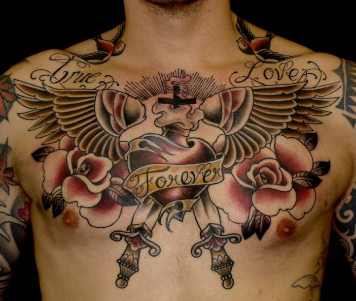 cross-with-wings-tattoo-on-chestold-school--true-love-forever---upper-chest-tattoo---great-tattoos-07yp3sco