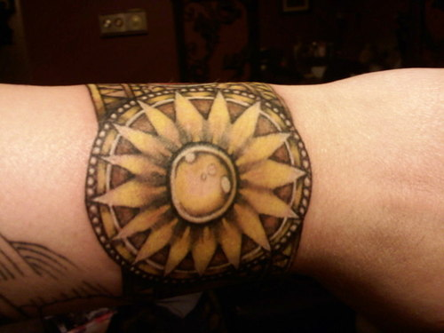 egyptian-bracelet-tattoo