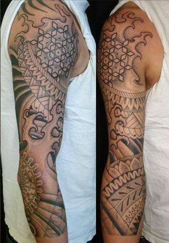 japanese-geometric-tattoo-on-full-sleeve