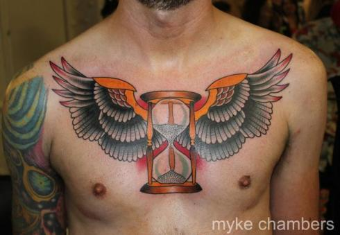 tattoo-chest-old_school-clepsydra-wings