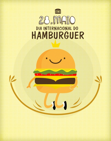 dia internacional do hamburger