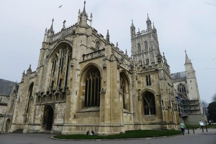 Catedral de Gloucester, Inglaterra