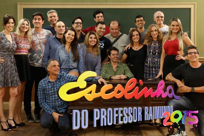 Resultado de imagem para Escolinha do Professor Raimundo (2015)