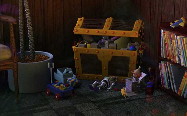 11-buzz-lightyear-toy-in-the-waiting-room-of-dentists-offic