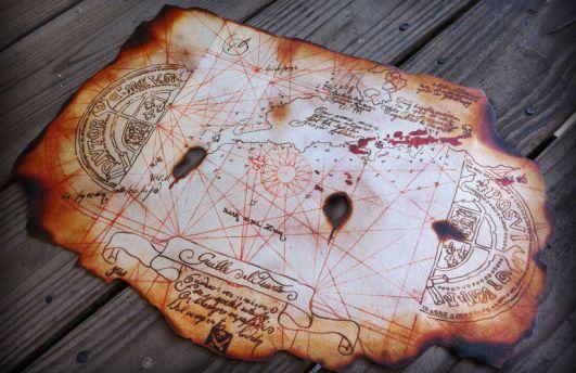 mapa goonies