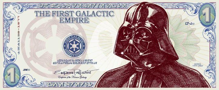 star wars money