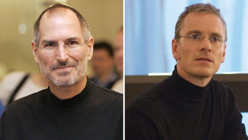 Steve Jobs - Michael Fassbender ('Steve Jobs')