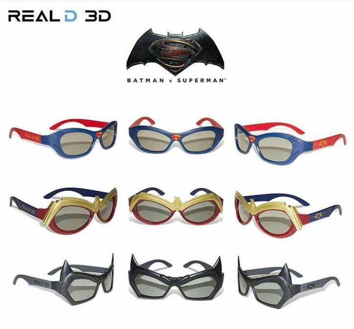 batman v superman glasses