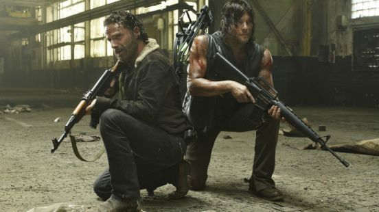 Escorpião The Walking Dead