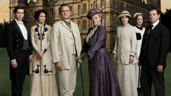 Touro Downton Abbey