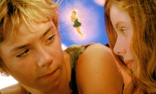 Jeremy Sumpter peter pan