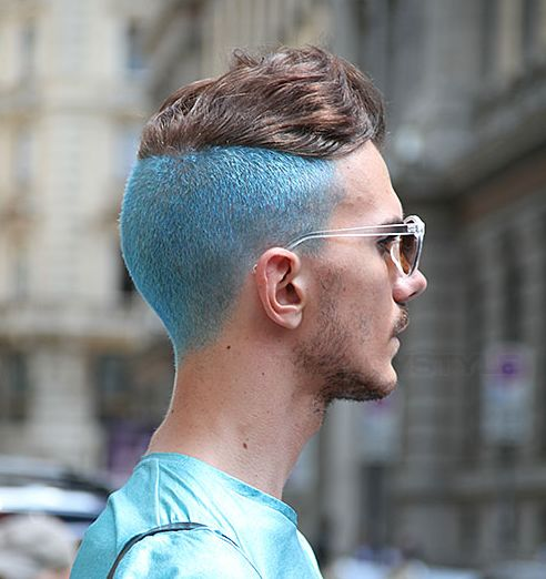undercut color