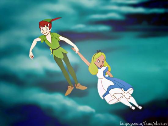 Peter-Pan-Alice-peterpan-and-alice-31474780-550-414