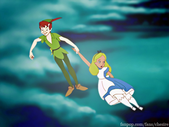Peter-Pan-Alice-peterpan-and-alice-31474780-550-414