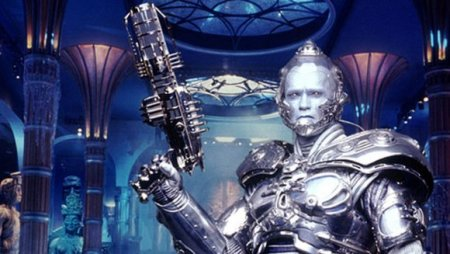 Sr. Freeze (Arnold Schwarzenegger)