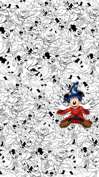 mickey-feiticeiro-wallpapers