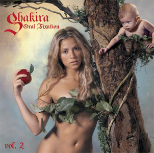 Shakira - Oral Fixation 2